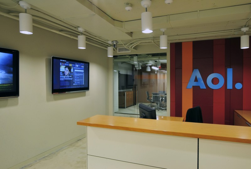 Aol Reception