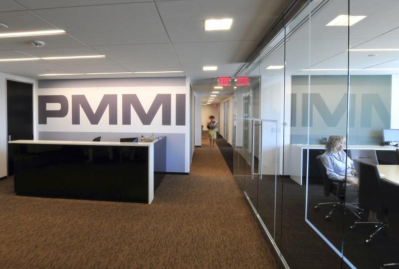 First Photo_PMMI Reception Desk 06-14-11
